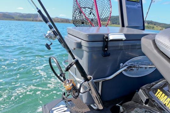 Jetski fishing getting started the fishing website for Jet ski fishing accessories
