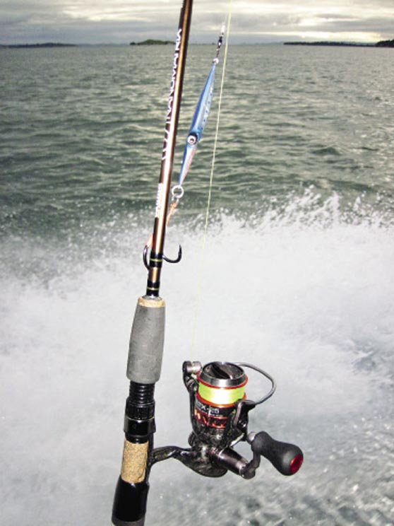 Okuma rtx 25 reel and nanomatrix 6 39 3 50 100g micro spin for Micro fishing reel