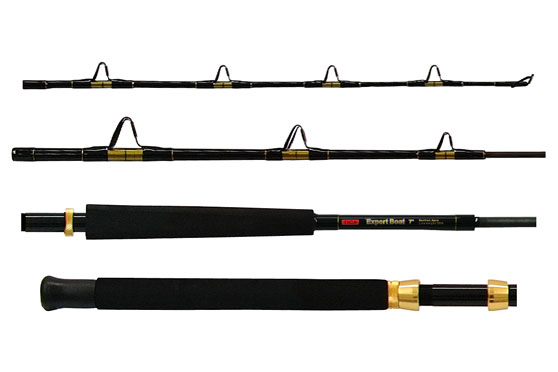 Tica expert boat travel rod the fishing website for Tica fishing rods