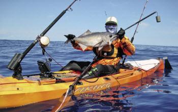 Star vs lever drag when kayak fishing the fishing website for Drag net fishing