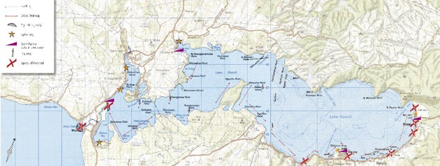 Guide To Lake Rotoiti The Fishing Website