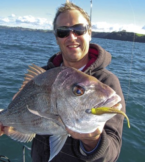 Softbaits tips tricks and techniques the fishing website for Pure fishing jobs
