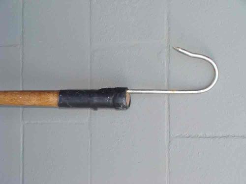 Winch Handle Repair Using Shrinkwrap The Fishing Website