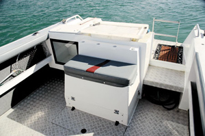 Bluewater Boats 750 Portofino The Fishing Website