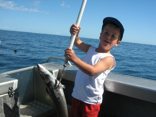 Look my first ever fish aint it a beauty.