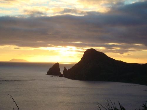 sunrise at sugerloaf