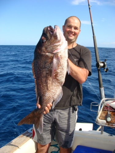 23lb of old man snapper, aniversary weekend 09