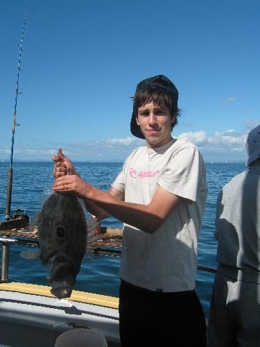 nice first john dory on the bio baits