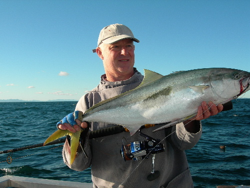 Andrew with an average kingi for the Gulf from DIVERSITY