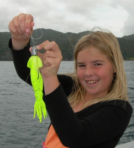 Big Baits = Big Fish - Diversity kids day