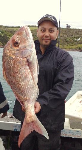 Big Fish 10kg Snapper ;)