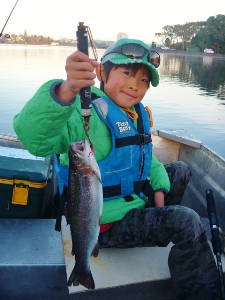 Lake pupuke challenge 2014