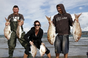 Family day out @ Sand Island with the Kontiki. Results were awesome....