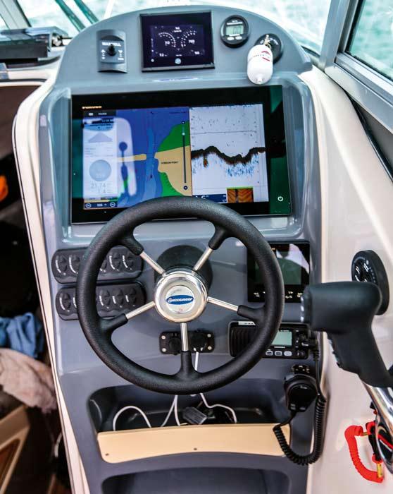 Buccaneer Billfisher 735 review - The Fishing Website
