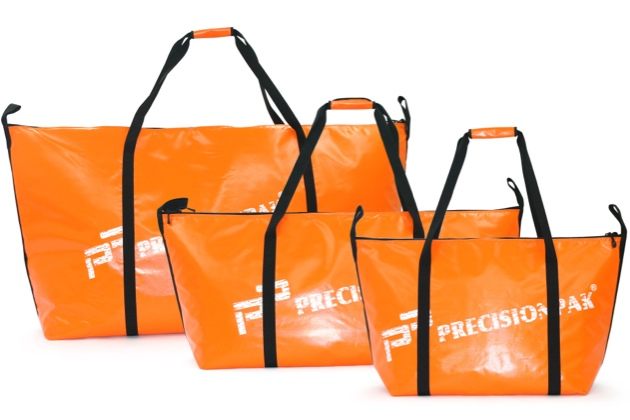 Precision Pak Kill Bags Are A Collapsible Insulated Fish Storage Bag Designed To Sit Upright On The Deck With Zipped Opening At Top