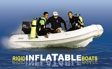 Rigid Inflatable Boat (RIB) overview - The Fishing Website