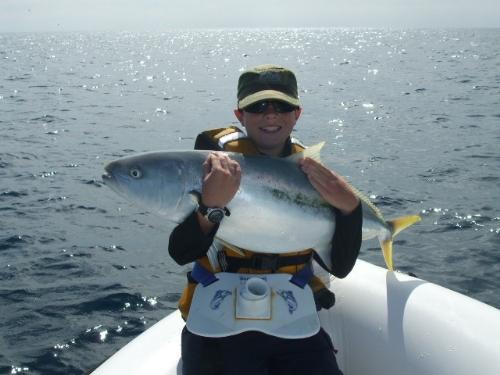 Ryans 1st kingfish
