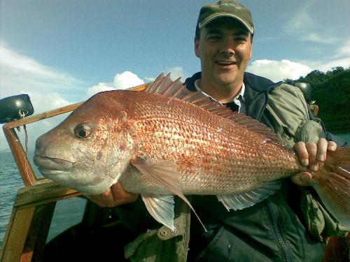 nice fat fish, ugly fat mate.