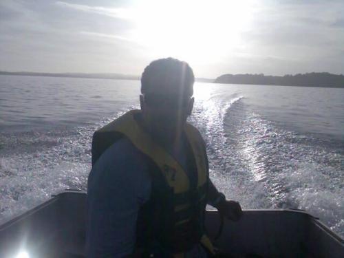 IATF Captaining his tinnie