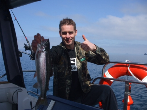 down rigging taupo smally but a goodie