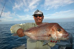 Epic Adventures 7kg snapper on Gulp