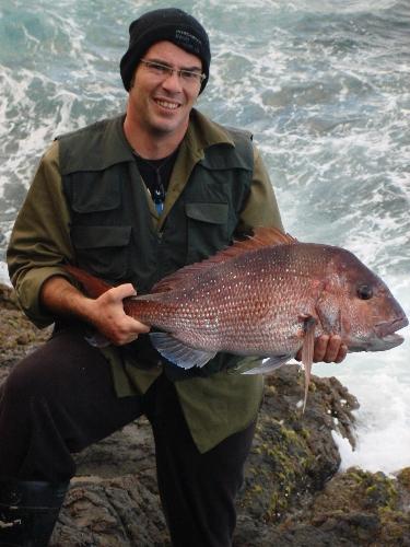landbased fishing trip