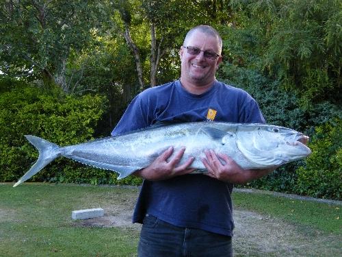 113cm  42lb Kingfish