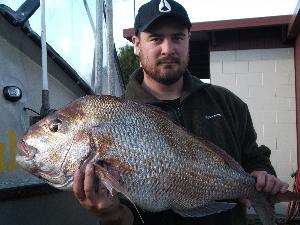Winter Hauraki Gulf 20 Pounder