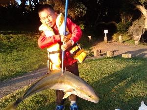 Good fisherman !!