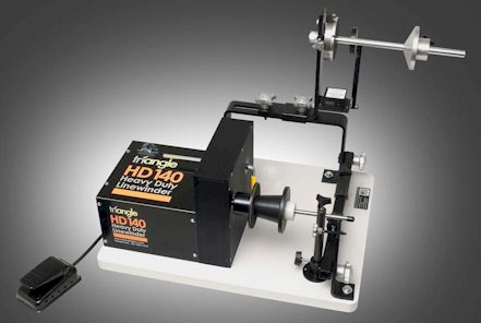WTB: Linewinder / Spooling Machine - The Fishing Website ...