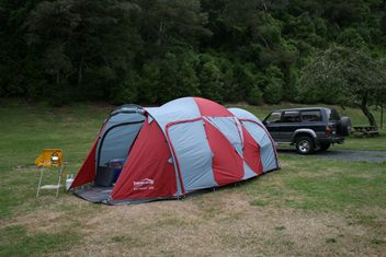 Got this photo off google images - this tent is the same & Kathmandu family tent - now $300 - The Fishing Website ...