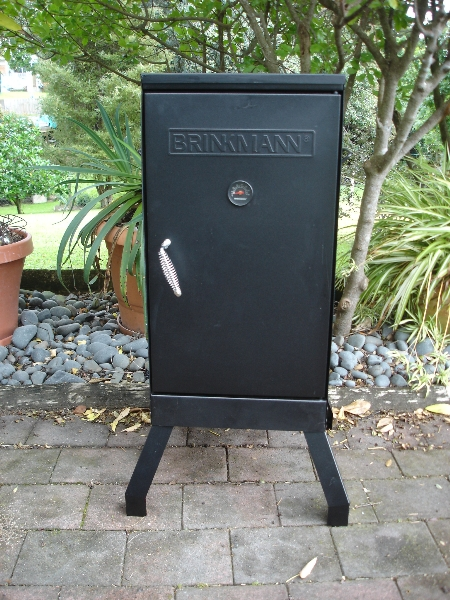 Brinkman smoker the fishing website discussion forums for Brinkman s fishing report