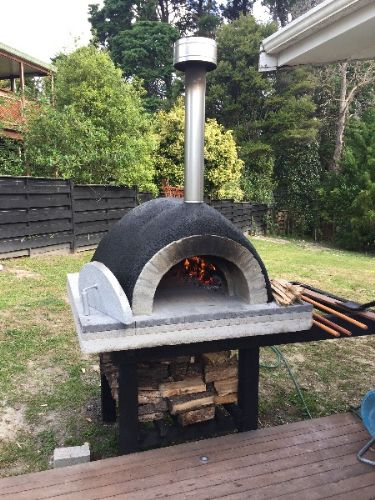 wood fired pizza oven the fishing website discussion forums
